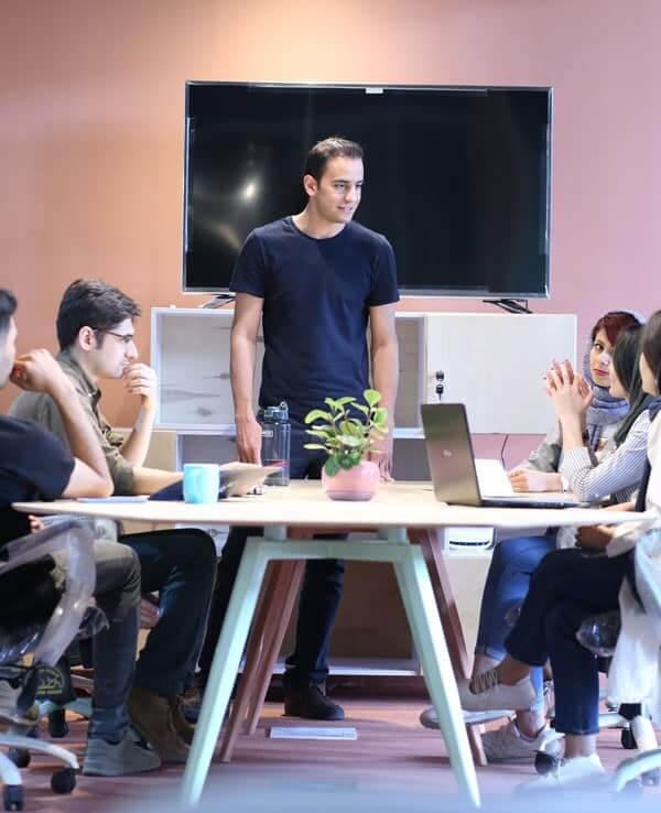 Plannet meeting rooms